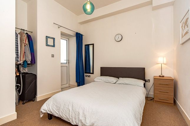 Bedroom of Mazda Building, 4 St. Peters Close, Sheffield, South Yorkshire S1