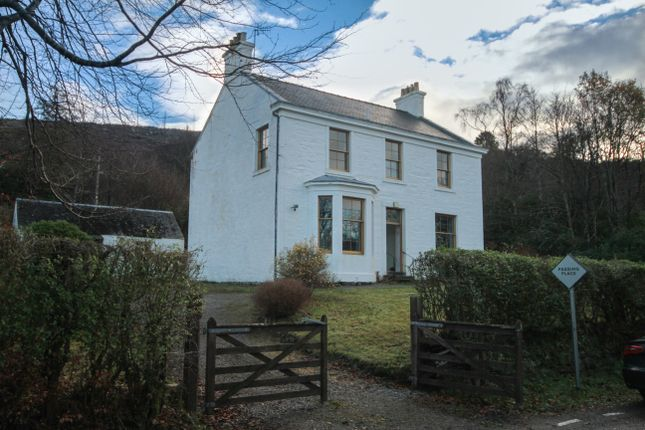 Thumbnail Detached house for sale in The Manse, Appin