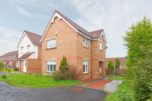 Thumbnail Property for sale in Lammermuir Way, Chapelhall, Airdrie, North Lanarkshire