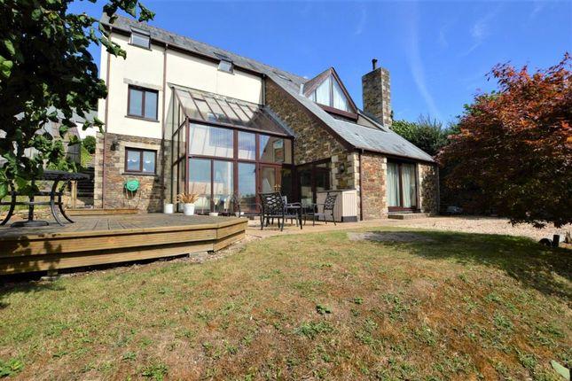 Thumbnail Detached house for sale in Plintona View, Plympton, Plymouth, Devon
