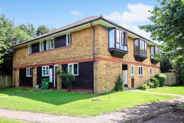 Thumbnail Duplex for sale in Woodstock Gardens, Laindon, Essex