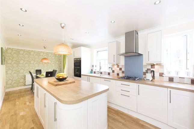 Thumbnail Detached house for sale in Westminster Croft, Rodley, Leeds, West Yorkshire