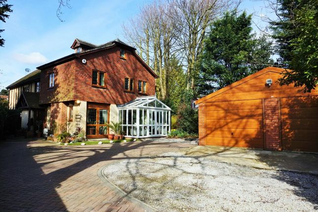 Thumbnail Detached house for sale in Chislehurst Road, Bromley