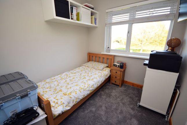 Bedroom Three of Elgar Crescent, Llanrumney, Cardiff CF3