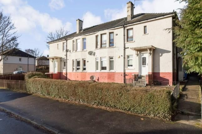 Thumbnail Flat for sale in Lochiel Road, Thornliebank, Glasgow, Lanarkshire