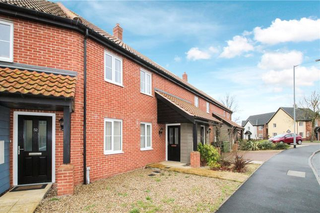 Thumbnail Flat for sale in The Ridings, Poringland, Norwich, Norfolk