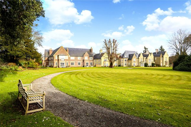 Thumbnail Flat for sale in Ludshott Manor, Woolmer Lane, Bramshott, Liphook
