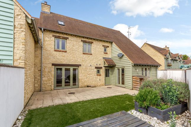 Rear Terrace of St Lawrence Road, South Hinksey, Oxford OX1