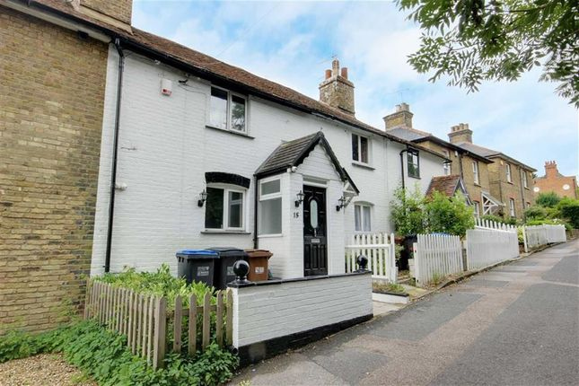 Thumbnail Terraced house for sale in Church Lane, Northaw
