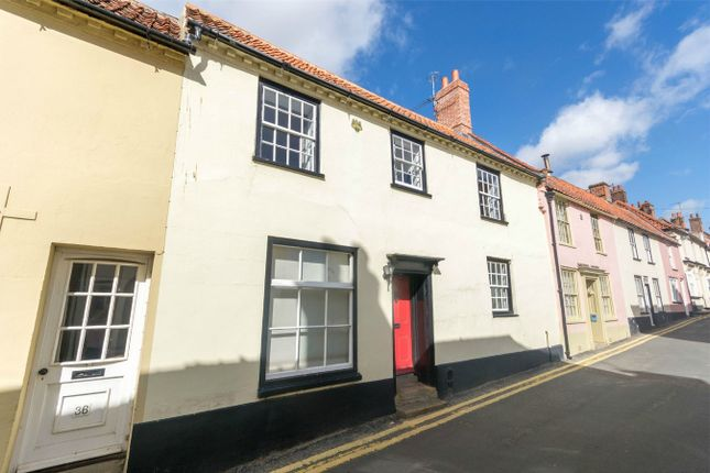 Thumbnail Terraced house for sale in High Street, Wells-Next-The-Sea