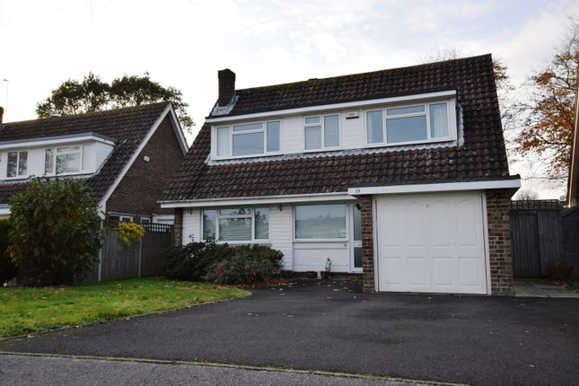Thumbnail Detached house for sale in Highcliffe, Christchurch
