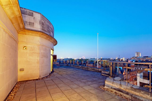 Thumbnail Penthouse for sale in North Row, London