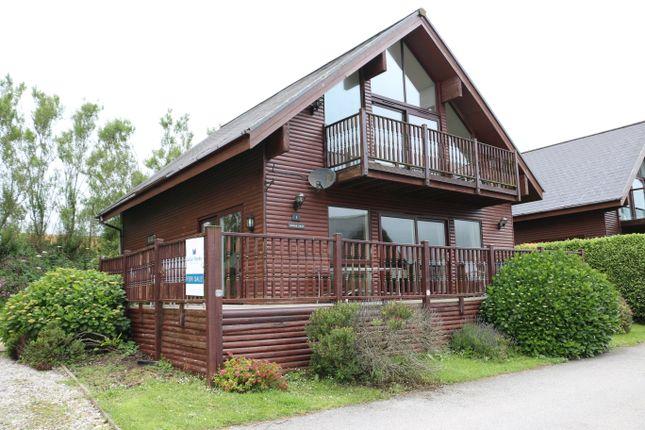 Thumbnail Lodge for sale in Retallack Resort, Winnards Perch