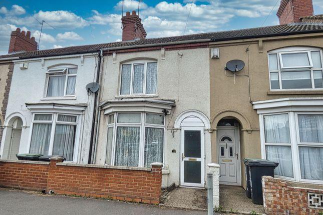 2 bed terraced house for sale in Ealing Terrace, Rushden, Rushden, Northamptonshire NN10