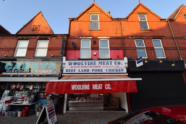 Thumbnail Flat for sale in Knowsley Road, Bootle