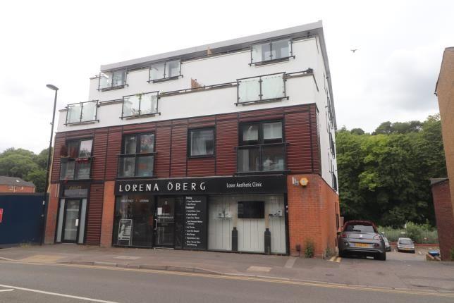 Front of Croydon Road, Caterham, Surrey CR3