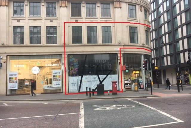 Thumbnail Retail premises to let in 6A Oxford Road, Manchester, Lancashire