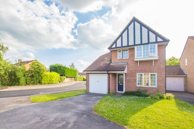 Thumbnail Detached house for sale in The Lynx, Cherry Hinton, Cambridge