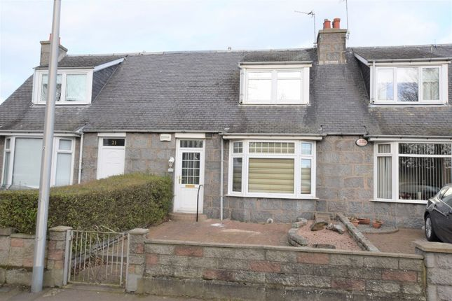 Thumbnail Terraced house to rent in Riverside Terrace, City Centre, Aberdeen