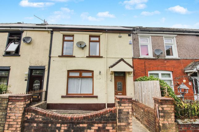 Thumbnail Terraced house for sale in Vale View, Tredegar