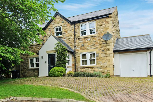 Thumbnail Detached house for sale in The Rookery, Harelawside, Grantshouse