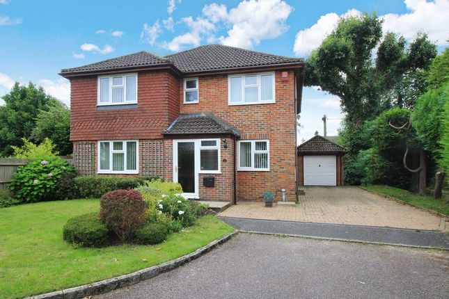 Thumbnail Detached house for sale in Haversham Close, Crawley
