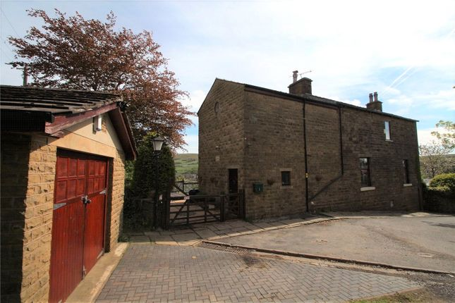 4 bed detached house for sale in Hall Fold, Whitworth, Rochdale, Lancashire