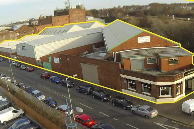 Thumbnail Commercial property for sale in Bankhall Lane/Sandhills Lane, Liverpool