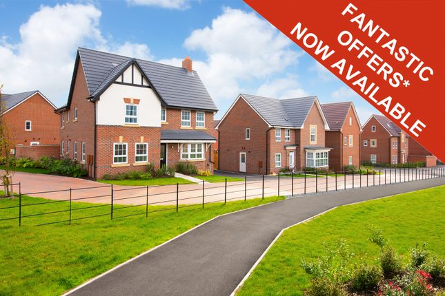 """Thumbnail Detached house for sale in """"Lincoln"""" at Acacia Way, Edwalton, Nottingham"""