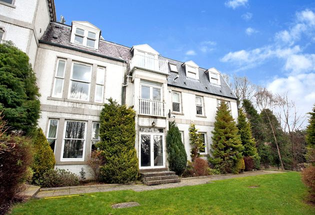Thumbnail Flat to rent in Flat 1, Cliff House, Craigton Road, Cults, Aberdeen