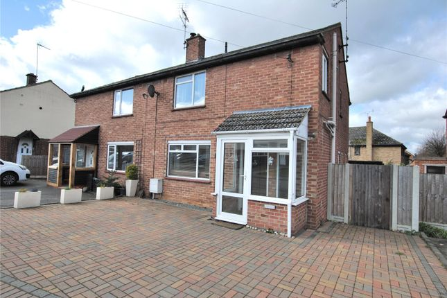 Thumbnail Semi-detached house for sale in Pines Road, Chelmsford, Essex