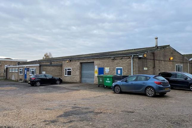 Thumbnail Light industrial to let in Winship Road, Milton, Cambridge