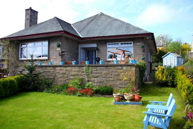 Thumbnail Bungalow for sale in St. Winnings Road, Kilwinning