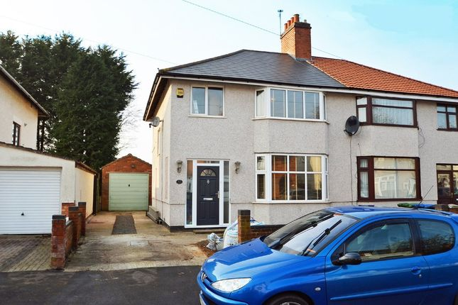 3 bed semi-detached house for sale in Eastlands Road, Rugby
