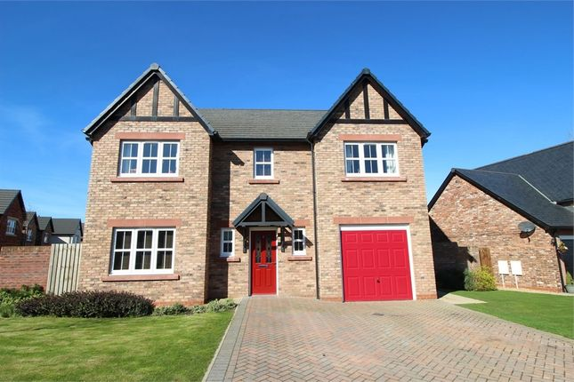 Thumbnail Detached house for sale in Charlton Way, Crindledyke, Carlisle, Cumbria