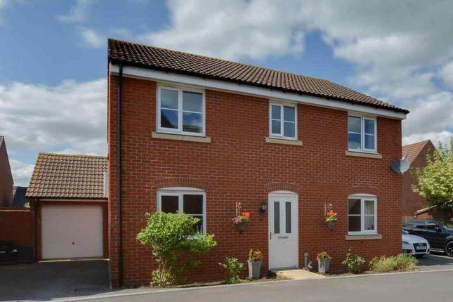 Thumbnail Detached house for sale in The Bramblings, Melksham