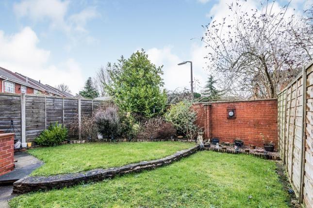 Garden of Norwich Close, Lichfield, Staffordshire WS13