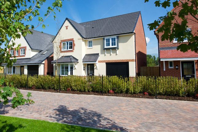 "Thumbnail Detached house for sale in ""Somerton"" at Blackpool Road, Kirkham, Preston"