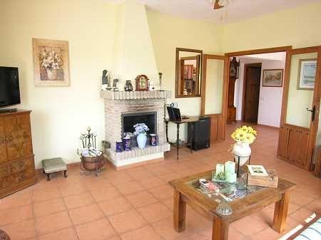 Living Room of Spain, Málaga, Sedella