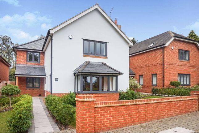 Thumbnail Detached house for sale in Ecton Lane, Northampton