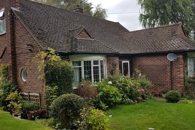Thumbnail Bungalow to rent in The Mount, Trumpsgreen Road, Virginia Water