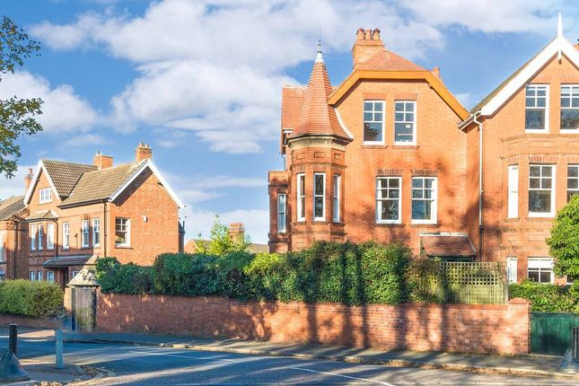Thumbnail Semi-detached house for sale in Ashby Road, Loughborough