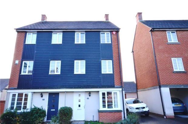 Thumbnail Property for sale in Ilsley Road, Basingstoke, Hampshire