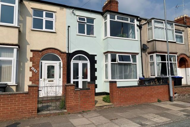 Thumbnail 3 bed terraced house for sale in Broadway East, Abington, Northampton