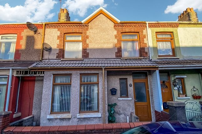 2 bed terraced house for sale in New Street, Aberavon, Port Talbot, Neath Port Talbot. SA12