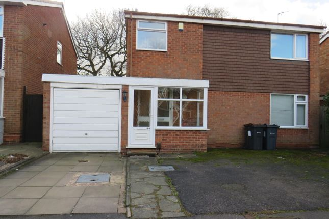 Thumbnail Property to rent in Overton Close, Hall Green, Birmingham