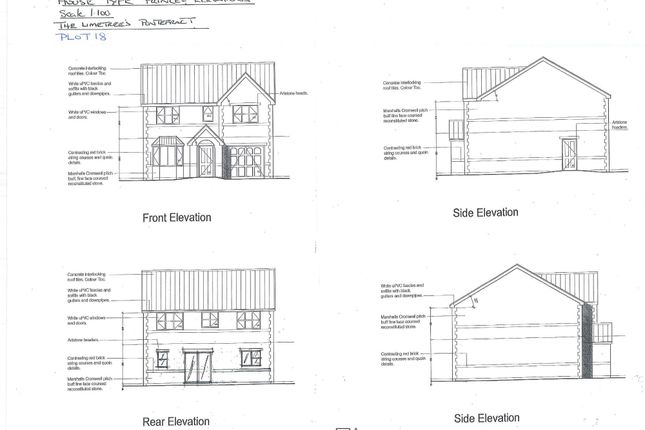 Thumbnail Land for sale in Limetrees, Pontefract