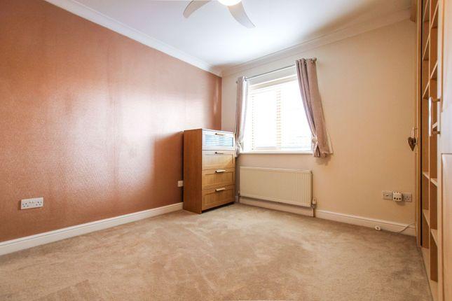 Bedroom of Nelson Court, Methley LS26