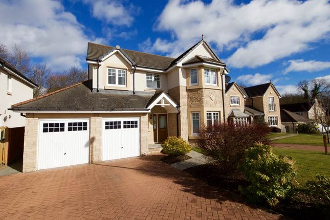 Thumbnail Detached house to rent in Oak Loan, Baldovie, Broughty Ferry, Dundee