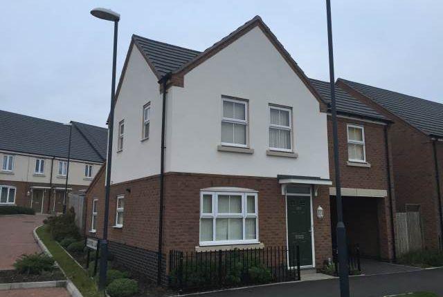 Thumbnail Property to rent in Queen Elizabeth Road, Nuneaton, Warwickshire